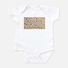 Matzo Mart Infant Bodysuit ~ Choose Color!