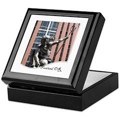 Portlandia - Keepsake Box