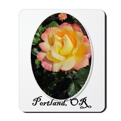 Rose City - Mousepad