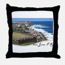 San Juan - Throw Pillow