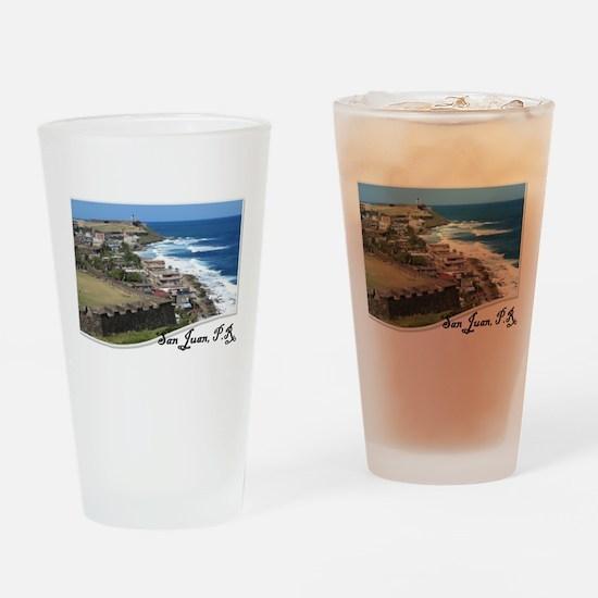 San Juan - Drinking Glass