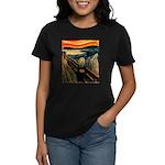 Scream 50th Women's Dark T-Shirt