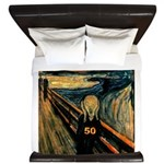 Scream 50th King Duvet