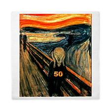Scream 50th Queen Duvet