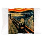 Scream 50th Pillow Case