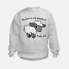 The Lord is my Shepherd Sweatshirt