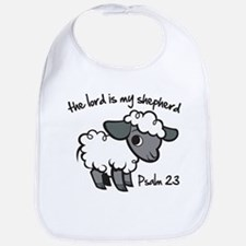 The Lord is my Shepherd Bib