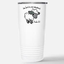 The Lord is my Shepherd Travel Mug