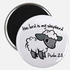 """The Lord is my Shepherd 2.25"""" Magnet (10 pack)"""