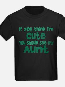 Unique Single aunt T