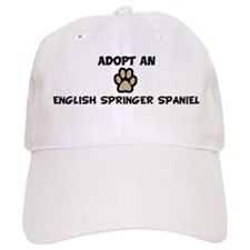 Adopt an ENGLISH SPRINGER SPA Baseball Cap
