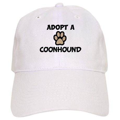 Adopt a COONHOUND Cap