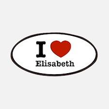 I love Elisabeth Patches