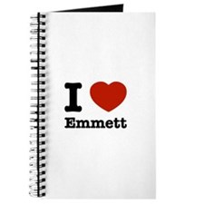 I love Emmett Journal