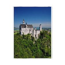 Neuschwanstein Castle Twin Duvet