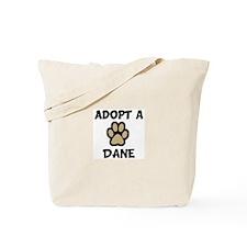 Adopt a DANE Tote Bag
