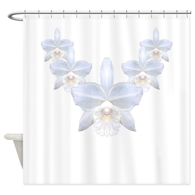 Colorful Orchids Shower Curtain By Artegrityorchid