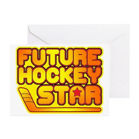 Future Hockey Star Greeting Cards (Pk of 20)