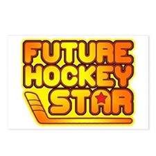 Future Hockey Star Postcards (Package of 8)