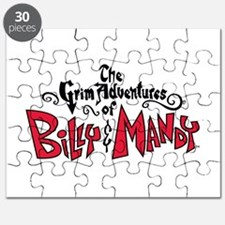 The Grim Adventures of Billy Puzzle