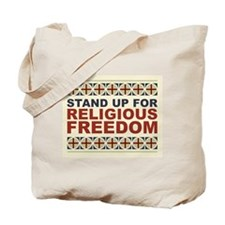 Religious Freedom Tote Bag