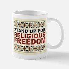Religious Freedom Small Small Mug