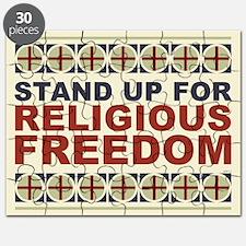 Religious Freedom Puzzle