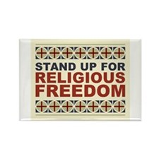 Religious Freedom Rectangle Magnet