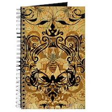Golden Bee Garden Journal