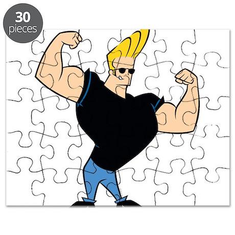 Johnny Bravo Puzzle