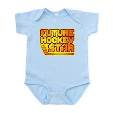 Future Hockey Star Infant Bodysuit