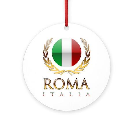 Roman Ornament (Round)