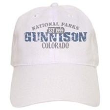 Gunnison National Park CO Baseball Cap