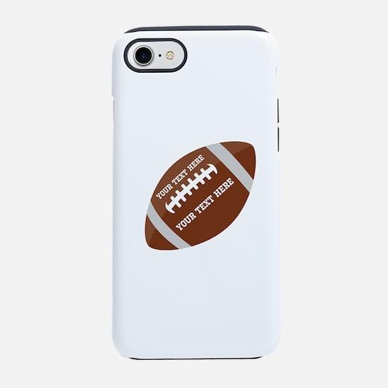 American Football Customized iPhone 7 Tough Case