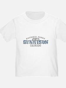 Gunnison National Park CO T