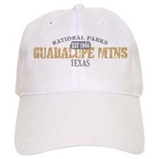 Guadalupe Mtns National Park Cap
