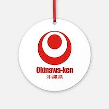 """""""Okinawa-ken"""" Ornament (Round)"""
