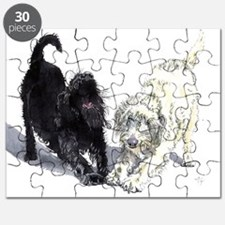 Stretching Labradoodles Puzzle