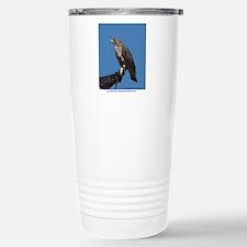 Red-Tailed Hawk #1 Travel Mug