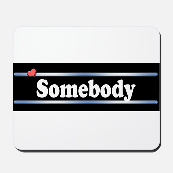 Custom Identity Mousepad