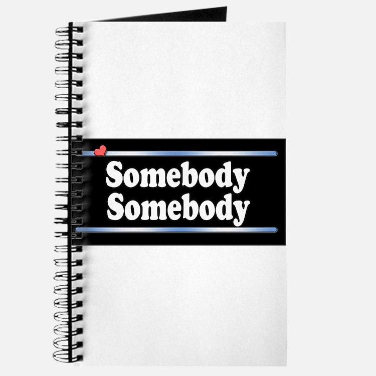 Custom Identity 2 line Journal