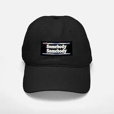 Custom Identity 2 line Baseball Hat
