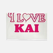I Love Kai Magnets