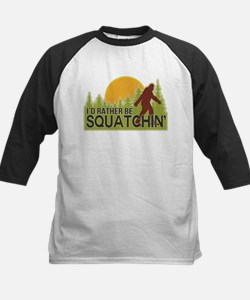 I'd Rather Be Squatchin Tee