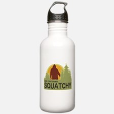 Dude, That Sounds Squatchy Water Bottle