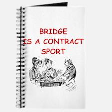 duplicate bridge Journal