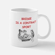 duplicate bridge Mug