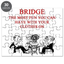 duplicate bridge player joke Puzzle