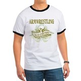 Arm wrestling solves everything Ringer T