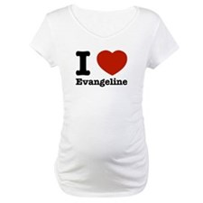 I love Evangeline Shirt